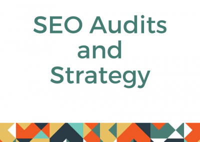 SEO Audits and Strategy